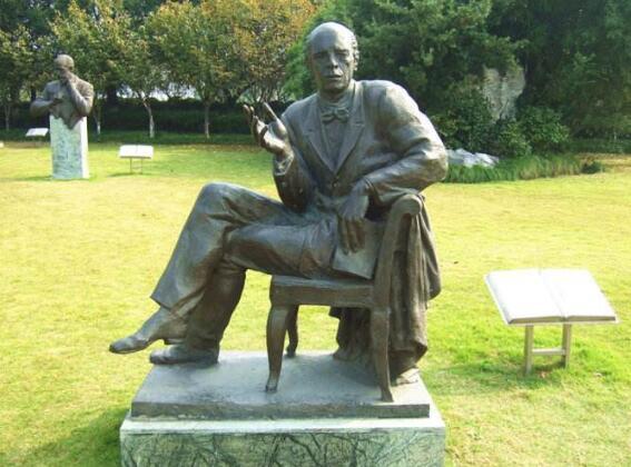 门捷列夫雕塑