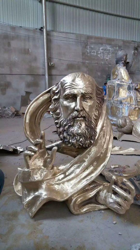 承德人物雕塑