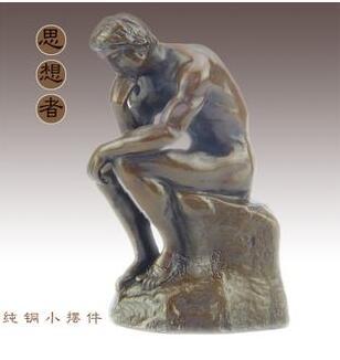思想者雕塑_思想者雕塑厂家