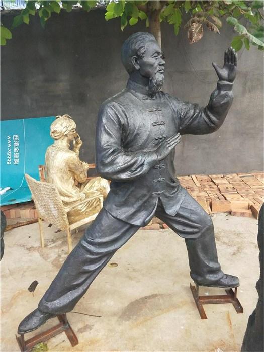 人物雕塑制作