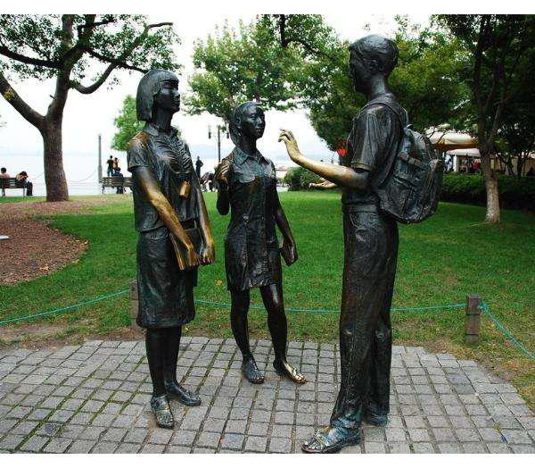 人物雕塑铸造