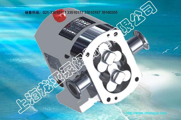 RP32-15不锈钢316L三叶型转子泵