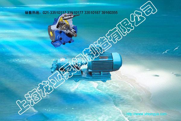 2CY-1.1/1.45齿轮输油泵