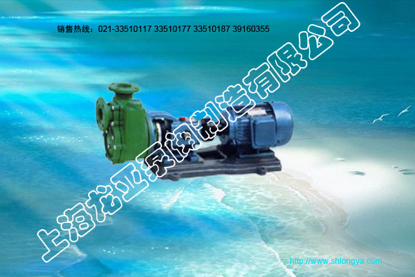 FPZ系列氟塑料自吸化工泵