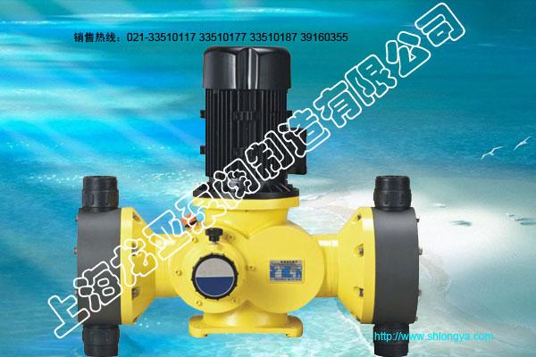 GB-S型隔膜式计量泵