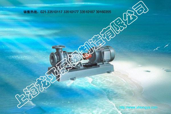 IS清水泵, IR型单级单吸泵