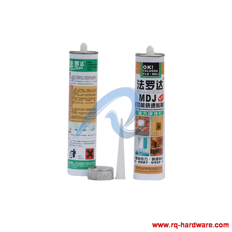 Paper Cartridge For Liquid Nail Sealant
