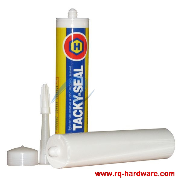 HDPE Cartridge For Silicone  Sealant
