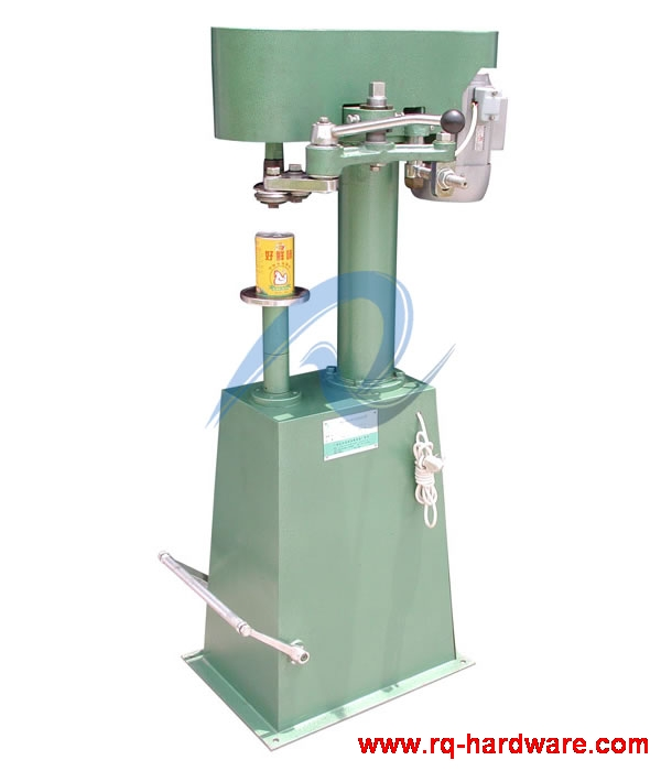 Manual Sealing Machine For Aluminum Cartridge