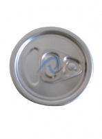 Aluminum End Cap With Easy-open Ring