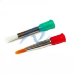 Brush Dispensing Needle Tip