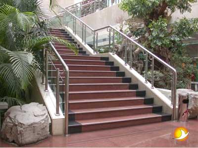 不锈钢楼梯