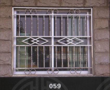 护窗059