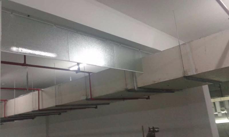 挡烟垂壁工程