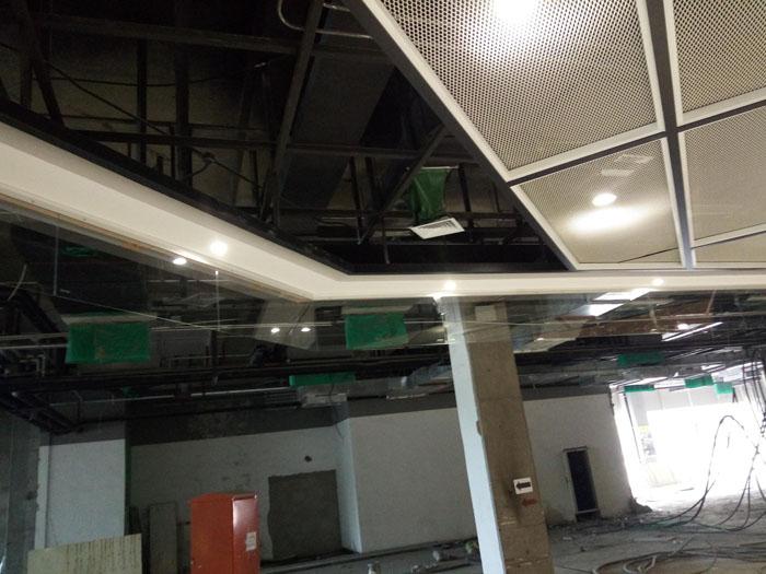 挡烟垂壁生产厂家工程