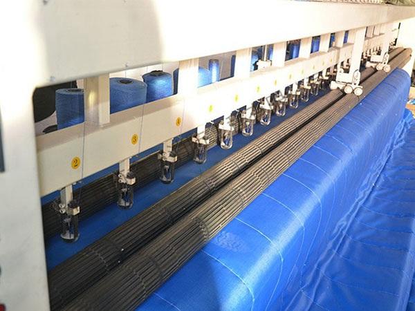 无机布基生产设备