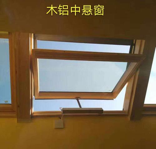 电动手动开启天窗