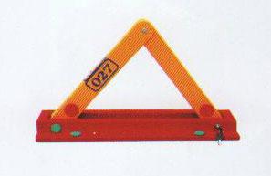 三角型车位锁