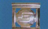 水晶卷帘门配件