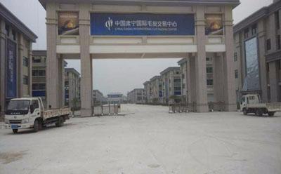 中华自动伸缩门工程安装