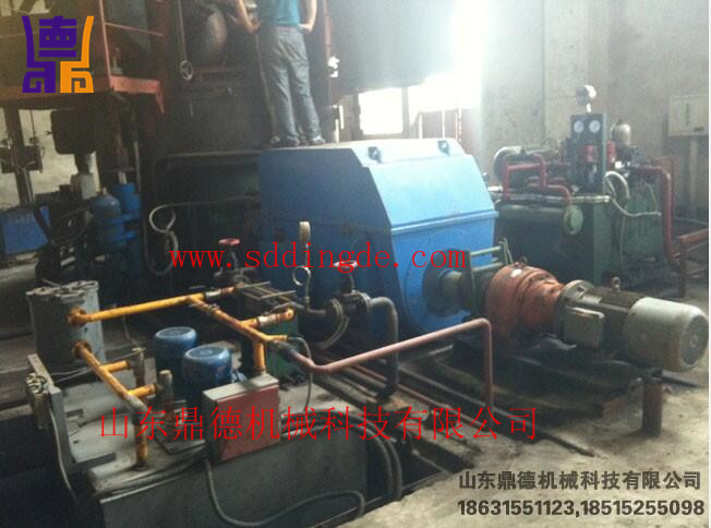 越南230m3高炉喷煤中速磨调试中Vietnam 230m3 BF medium speed mill debugging