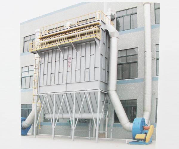 脉冲式木业专用除尘器