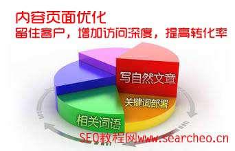 网站内容页面的SEO优化技巧分享