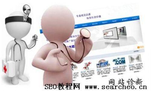 怎么给网站做SEO优化诊断的方案?