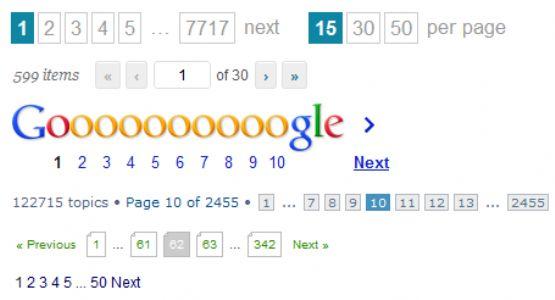 网站SEO优化中内容分页的优缺点利弊分析!