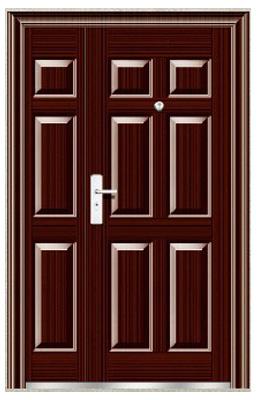 入户门结构
