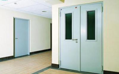 钢制防火入户门选择优点