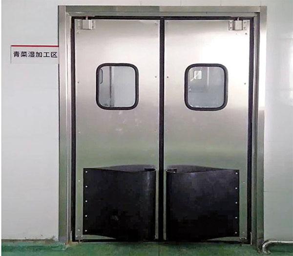 不锈钢防撞自由门等级