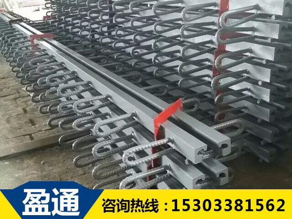 低价格销售GQF-C40型单缝式异型钢桥梁伸缩缝装置