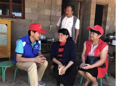 杜朝云:为基层人民谋幸福的慈善企业家