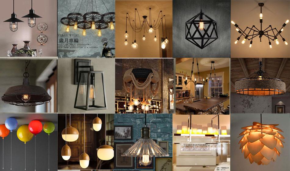 设计师的灯--非主流灯具深呼吸灯饰