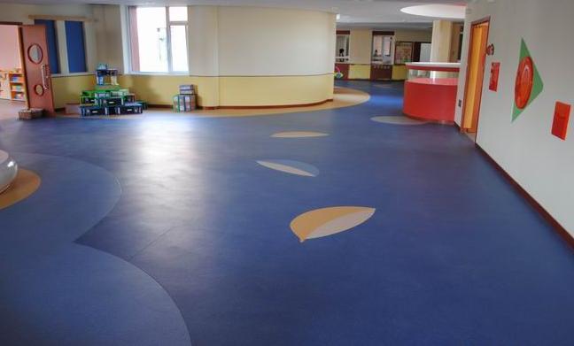 沈阳环保塑胶地板
