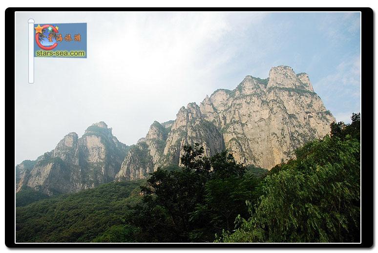 徐州旅行社-云台山二日游-徐州星海旅行社