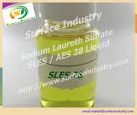 Sodium Lauryl Ether Sulphate 28% (SLES,AES)_Surface Chemical