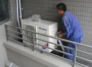 沈北鑫欣小区快速上门维修空调,空调清洗充氟,空调维修检测;