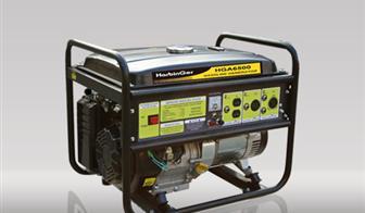 HGA系列 - 手提式汽油机组