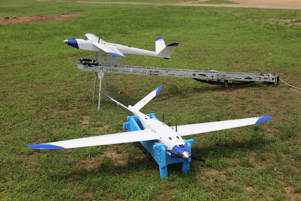 "EVO-701 ""Snow Leopard"" Unmanned Aerial Vehicle System"