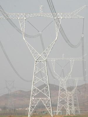 电力塔,电力铁塔,输电线路塔