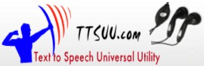 Text to Speech Universal Utility