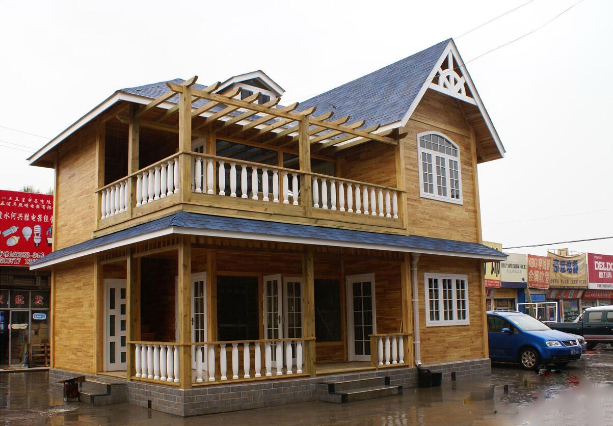 防腐木屋的优越性能体现在哪?