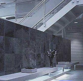 石材墙面清洗