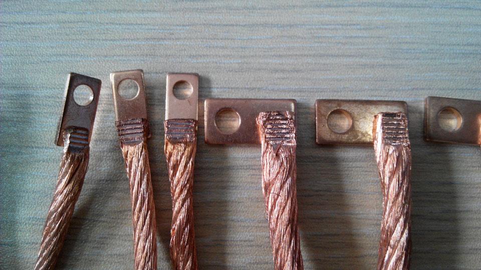 线束端子焊接