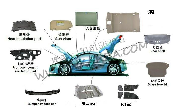汽车配件塑料点焊机