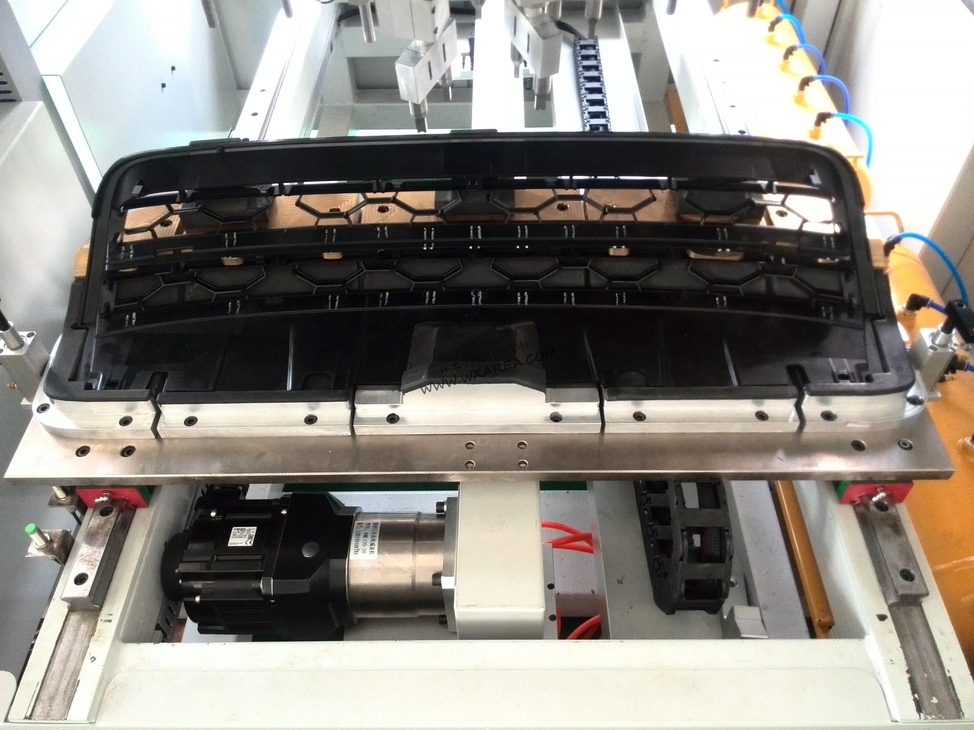 汽车内饰件焊接机