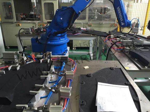 工业机器人汽车领域焊接机器人