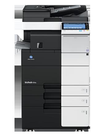 柯美C454彩色复印机